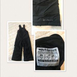 Snow suit pants